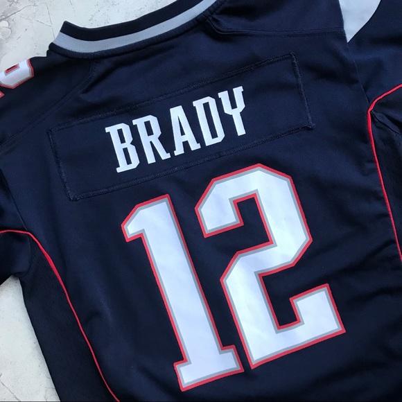 Tom Brady New England Patriots  12 Jersey. M 5c03e034baebf6752391b959 bd39ed1cc